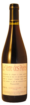 LE VERRE DES PO�TES 2009 VIN DE TABLE / VIN DE FRANCE