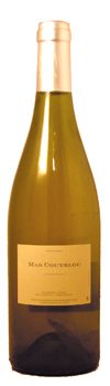 CARIGNAN BLANC 2012 VIN DE TABLE / VIN DE FRANCE